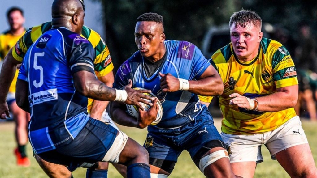All club and amateur rugby suspended in South Africa