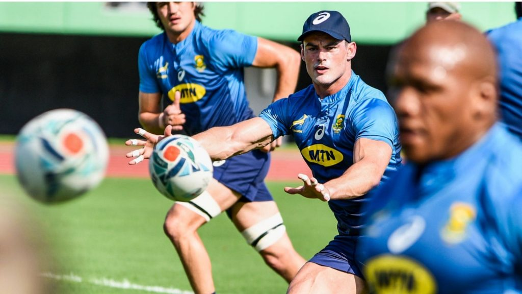 VIDEO: Kriel addresses concerns over readiness for B&I Lions series