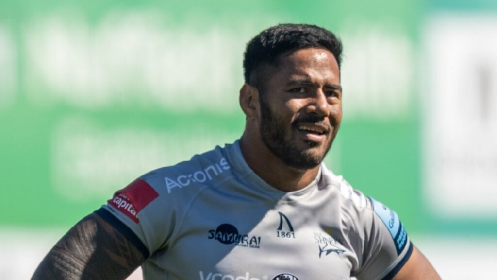 Manu Tuilagi withdraws from England squad