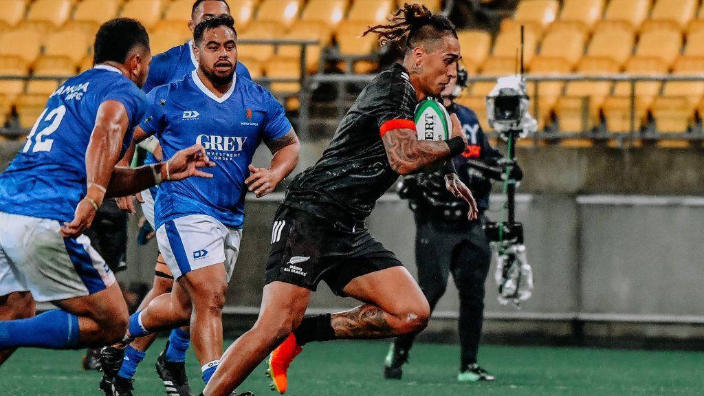 Maori too strong for rusty Samoa