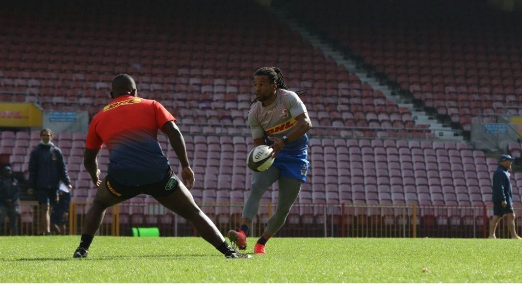 VIDEO: The surprise Springbok bolter?