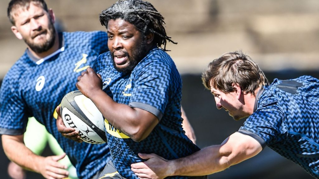 Boks return to training after Covid-19 outbreak