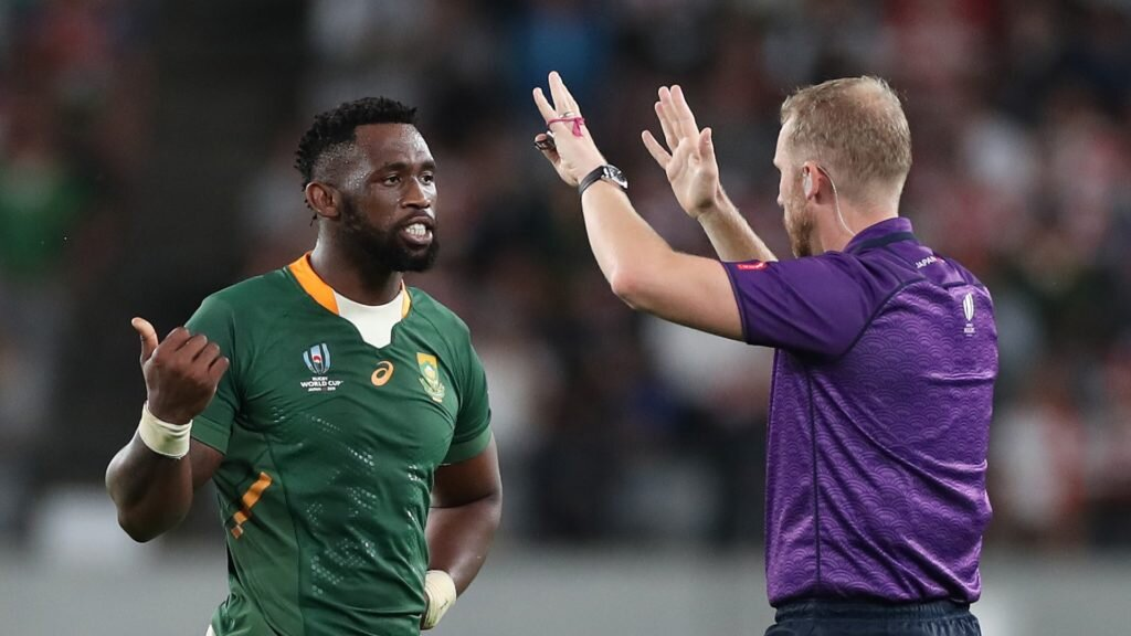 VIDEO: Boks not trying to manipulate referees