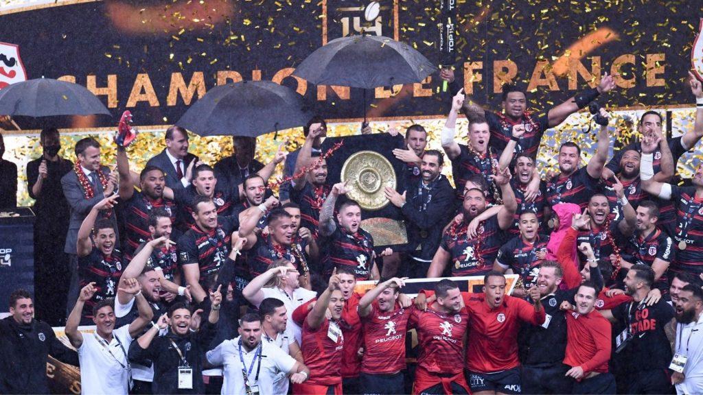 Toulouse beat La Rochelle for Top 14 title