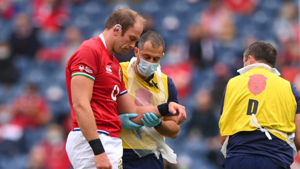 Is there a 'miracle cure' on the cards for Alun Wyn Jones?