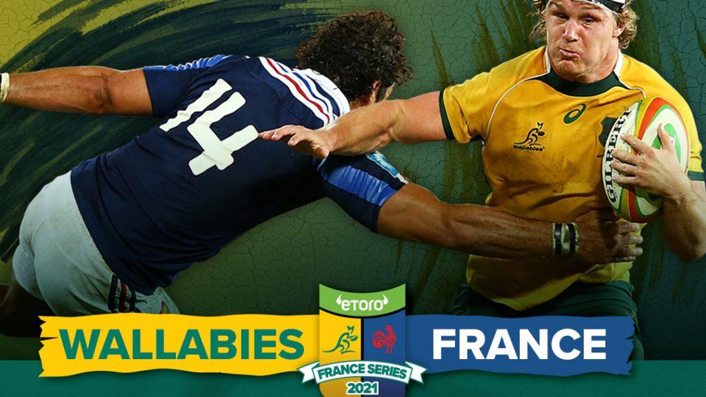 Australia v France - teams and prediction
