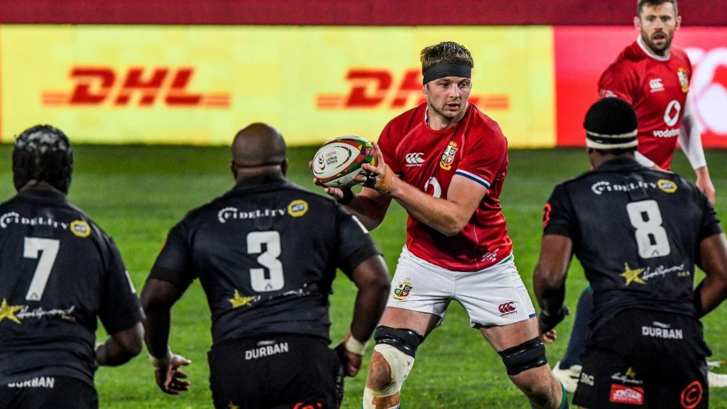 CONFIRMED: B&I Lions to face Sharks...again