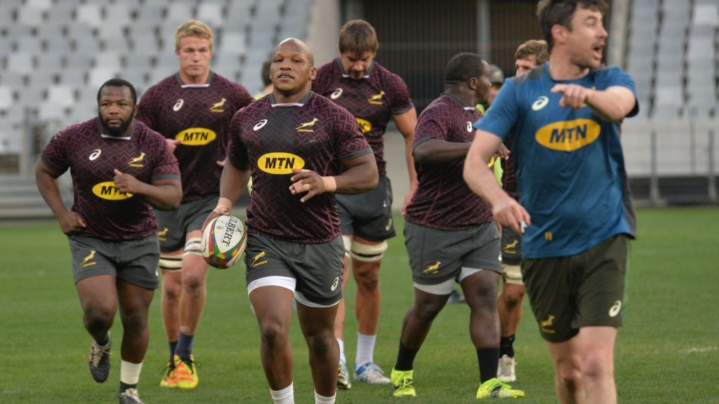 Video: Haters adding fuel to the Bok fire