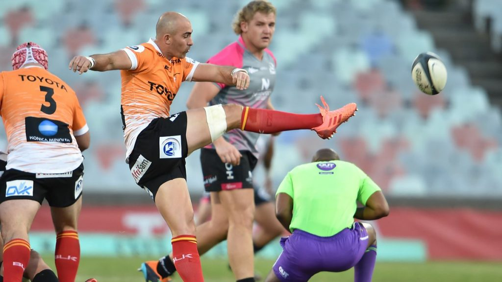 Cheetahs find their mojo and get on the board