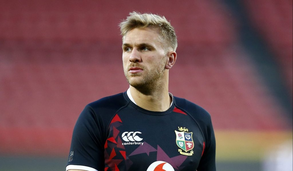 Gatland expects more 'blunt force' from desperate Boks