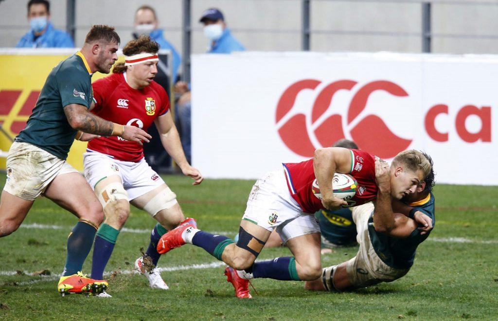 Player ratings: British and Irish Lions roar