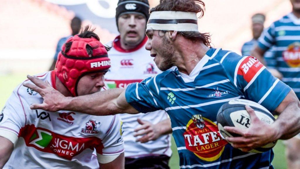 Keyter scores four as Griquas beat ill-disciplined Lions