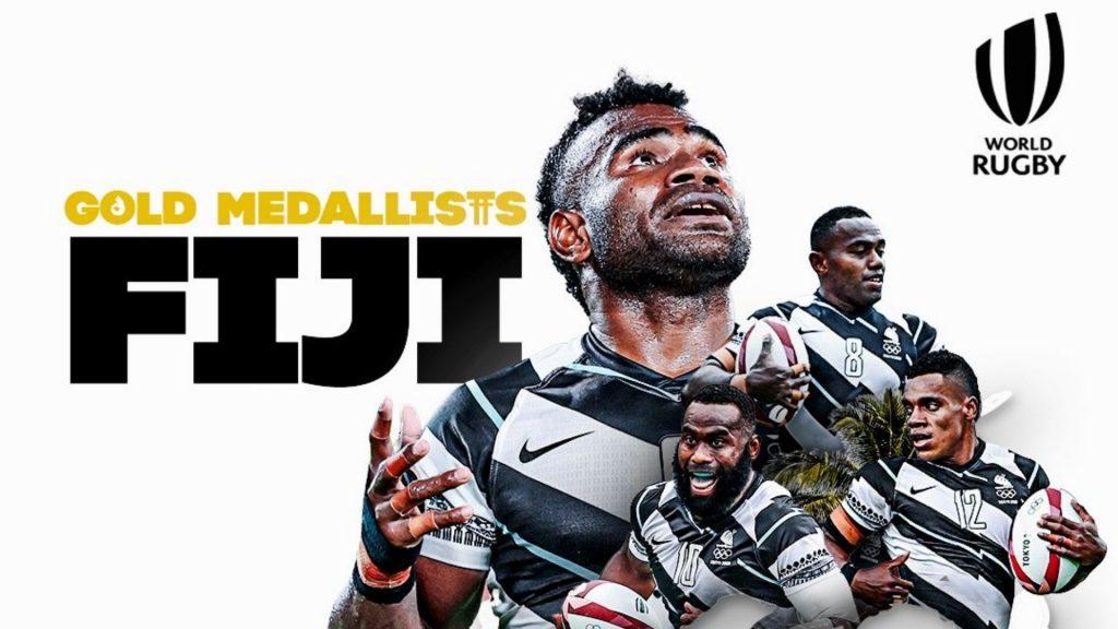 Olympic Sevens: Fiji claim gold in Tokyo