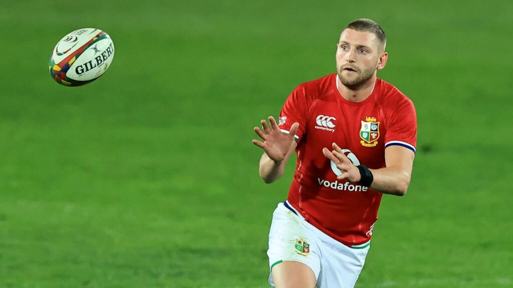 The end of Russell's B&I Lions tour?