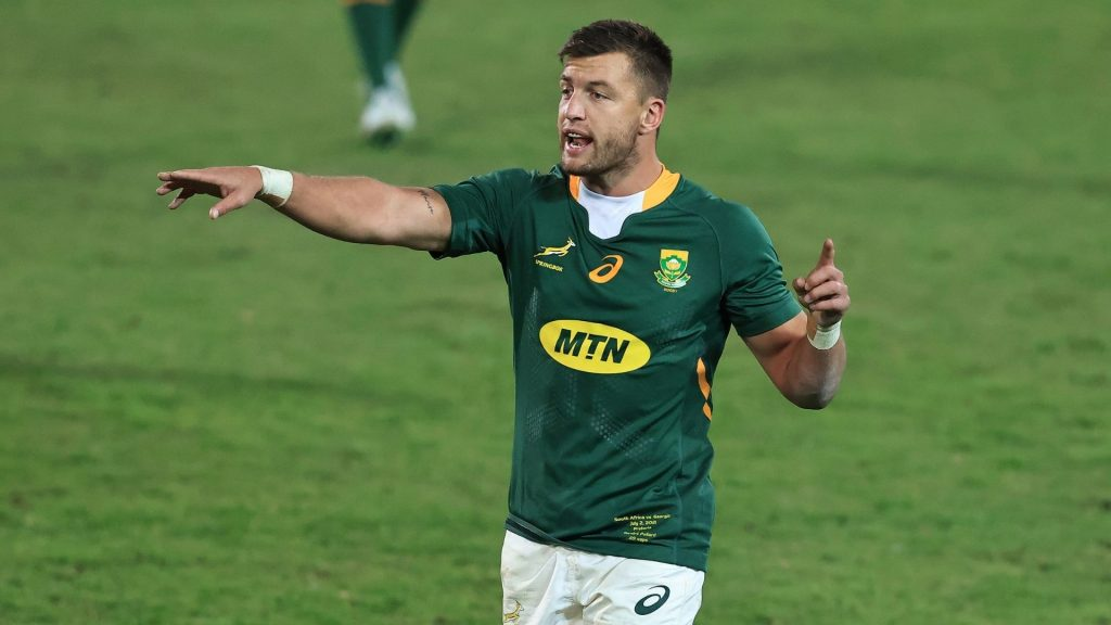 Boks' game plan is 'a thing of beauty'