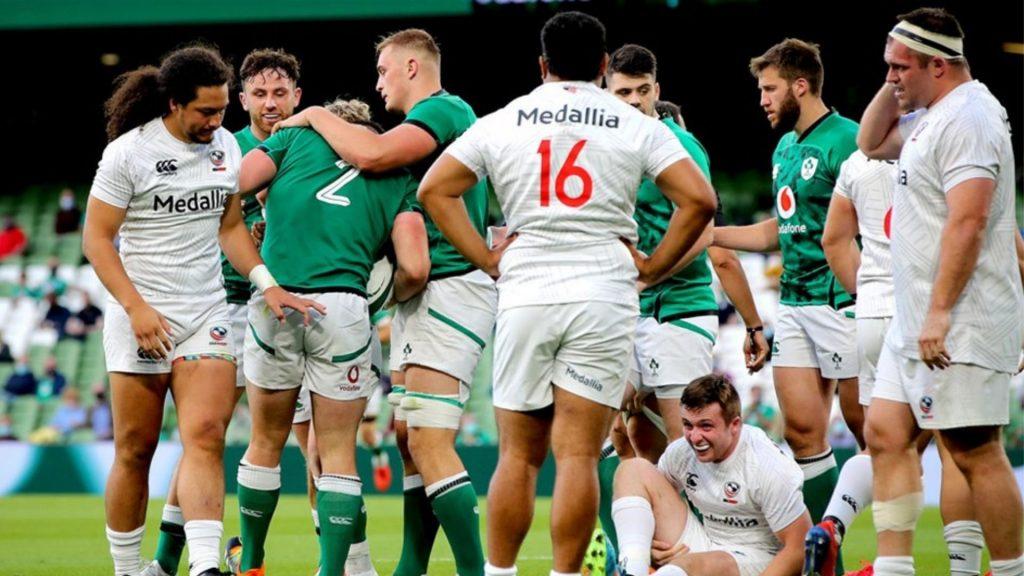 Kelleher scores four as Ireland beat USA