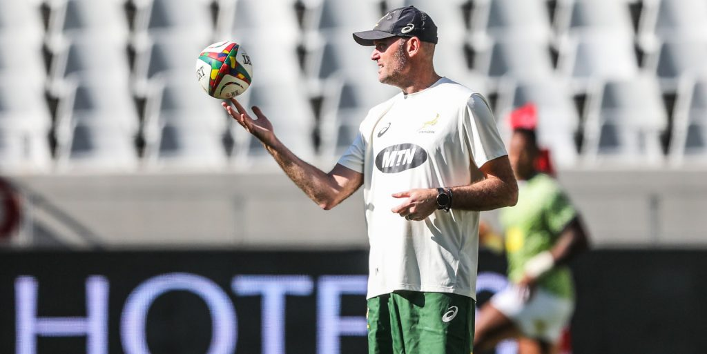 Nienaber opens up about Boks' challenging Australasian trip