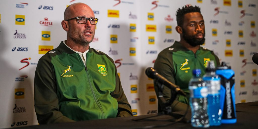 How Springbok players saved the series