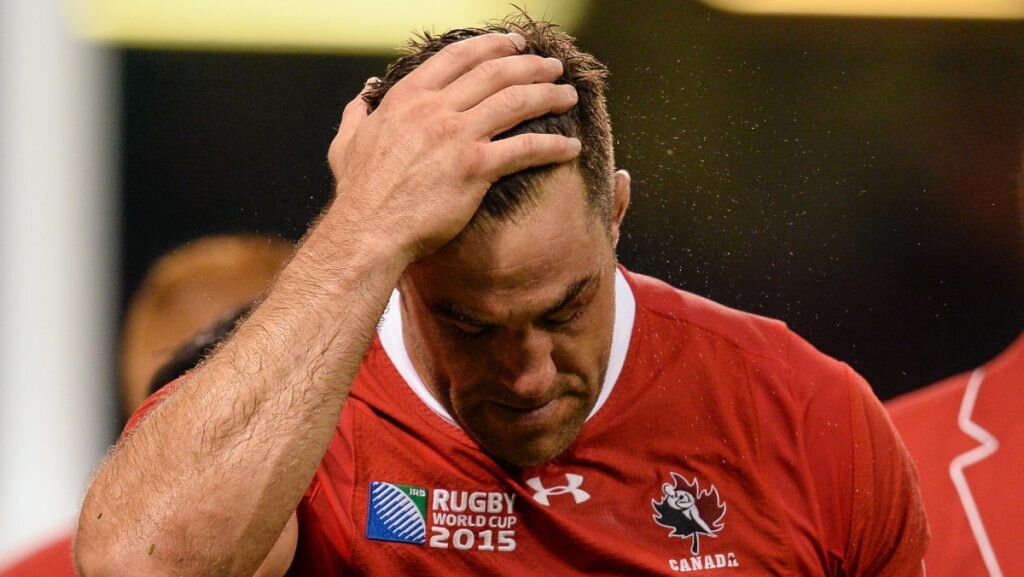 Rugby Canada fires coach Cudmore over social media posts