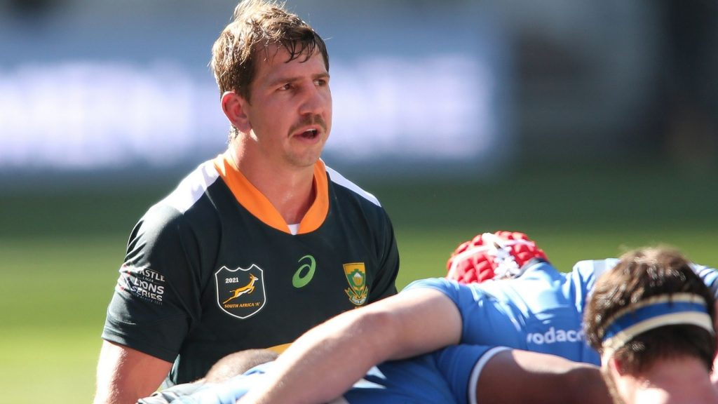 VIDEO: 'Kwagga will bring the same as Duane'
