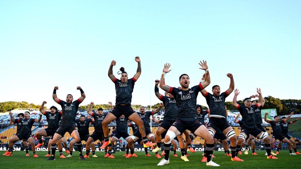 Maori All Blacks hand Otera a fitting farewell