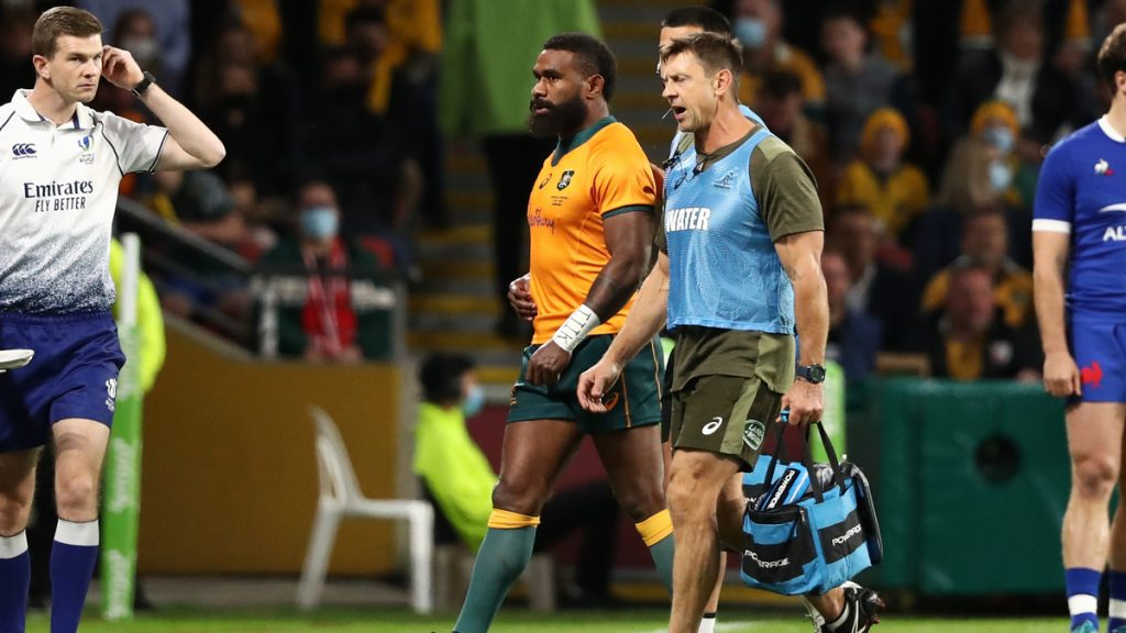 Red-carded Koroibete gets hearing date