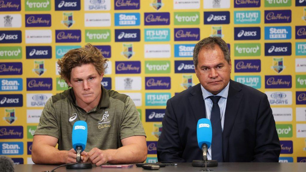 Hooper hails 'special' Wallabies