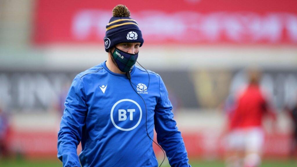 Former Scotland captain named new coach of Edinburgh