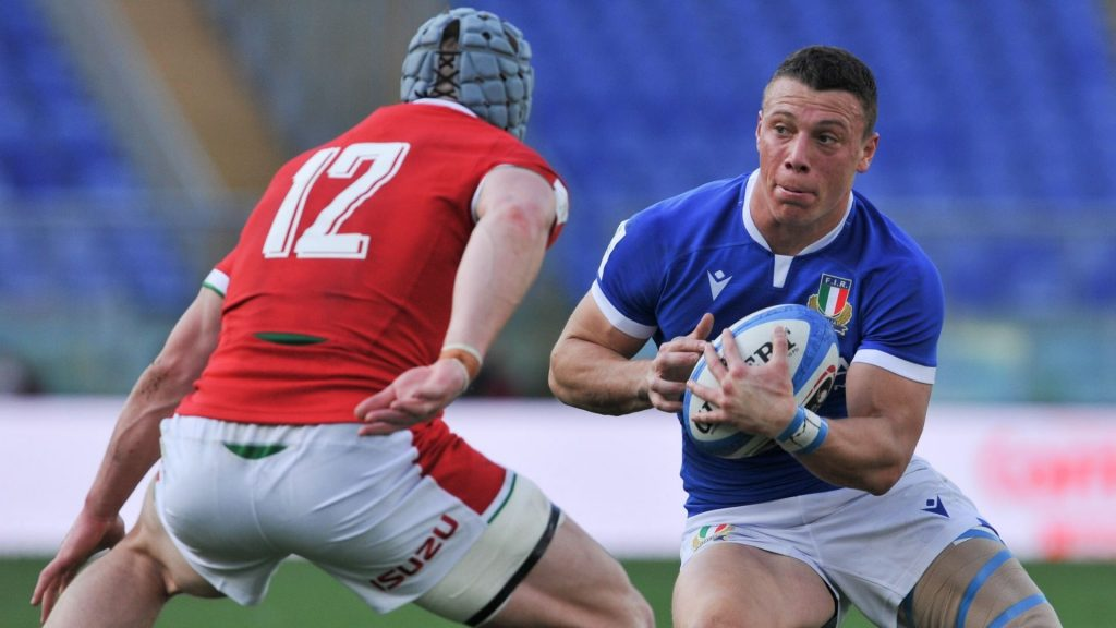 Rising Italy star signs for Montpellier