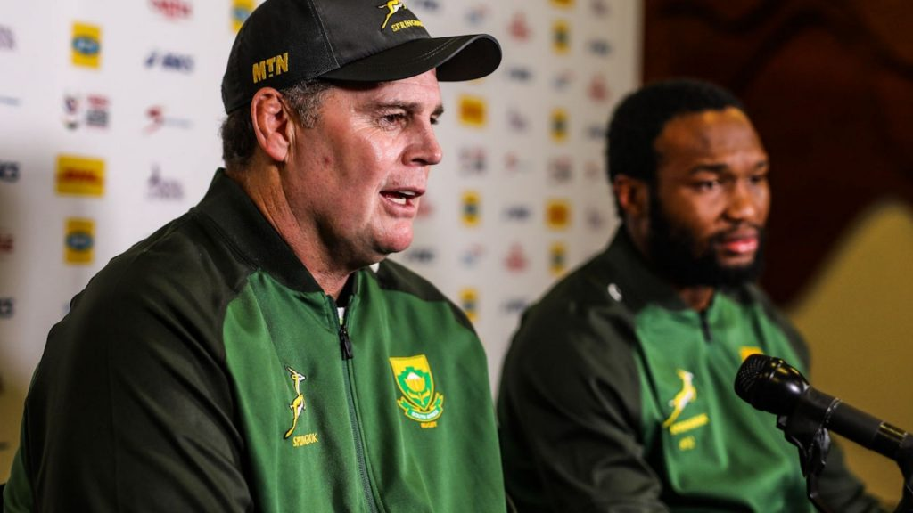Rassie: 'That performance will not win us the Test series'