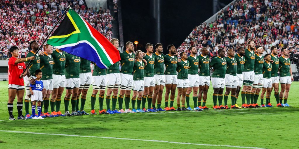 Springboks speak out about anarchy in South Africa