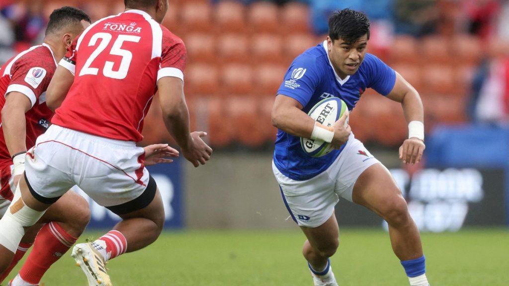 Samoa book World Cup spot