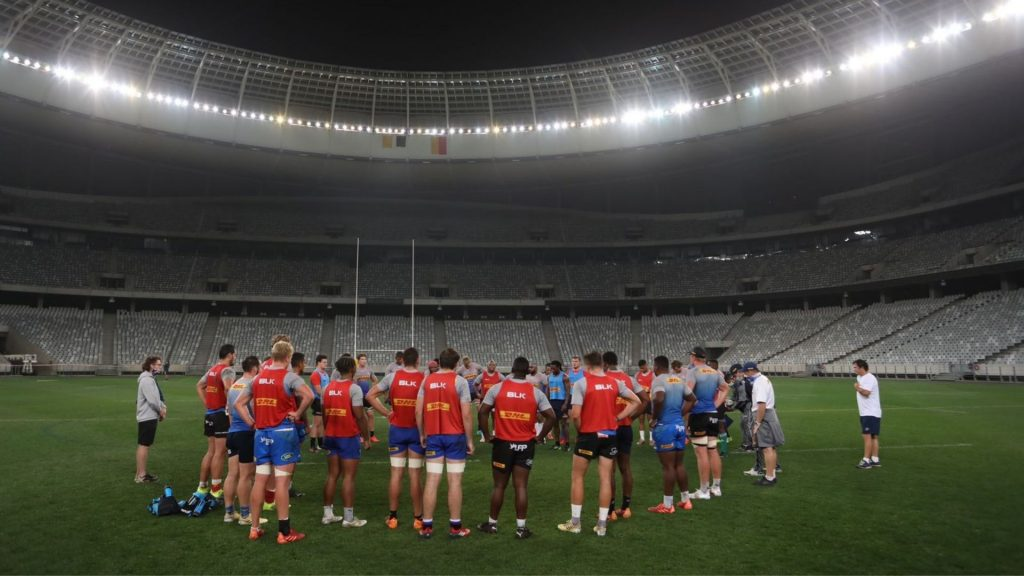 Bok centre on Stormers' bench for B&I Lions clash