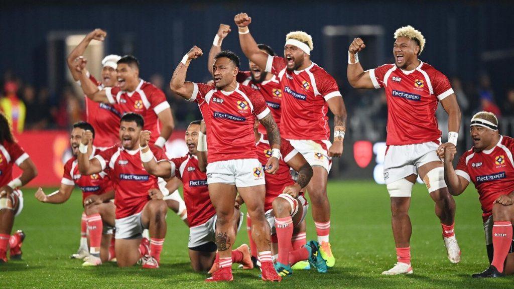 Tonga beat Cook Islands