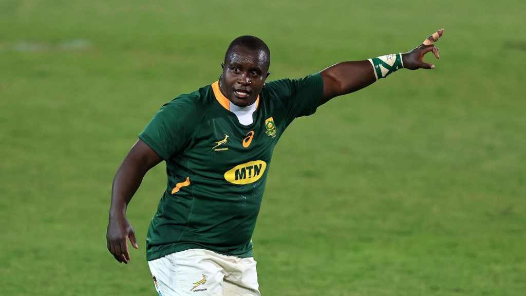 Wounded Bok: 'We like it tough'