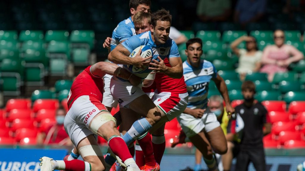 Los Pumas too strong for new-look Wales
