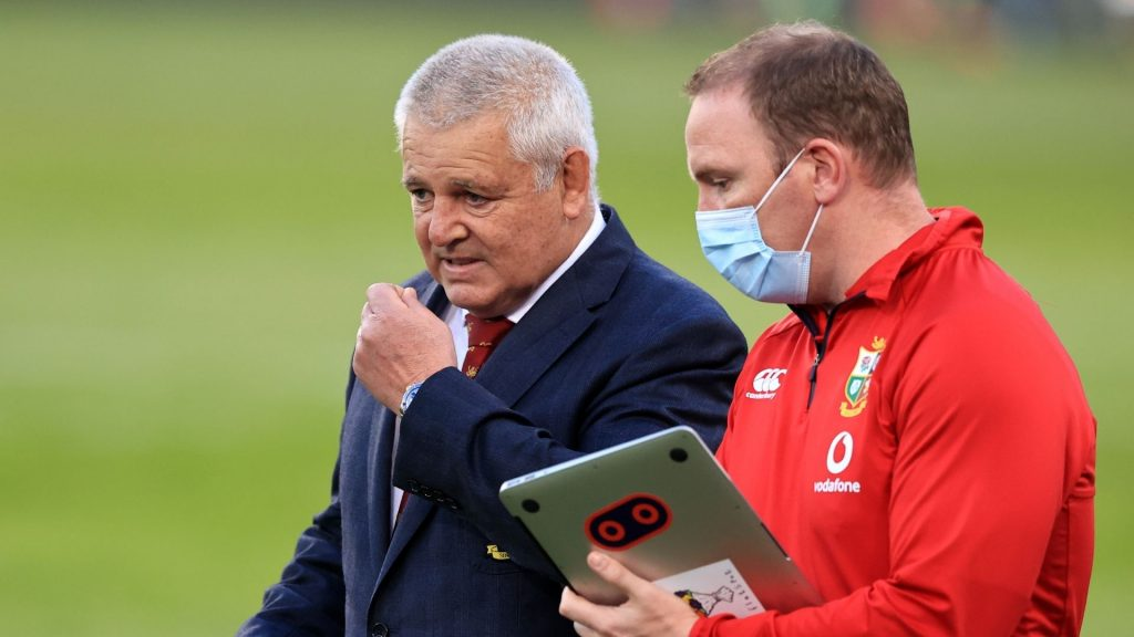 Gatland says 'NO' to fifth Test