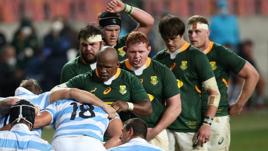 Nienaber on Rugby Champs: 'It would be nice to play at altitude'