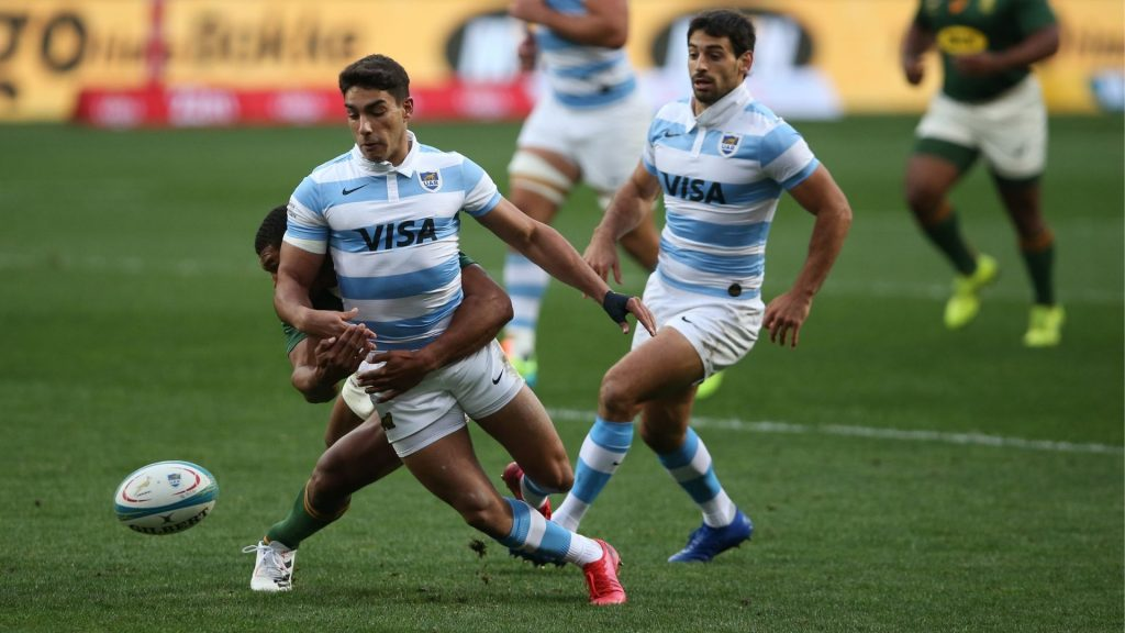 Los Pumas ring the changes for second clash against Boks