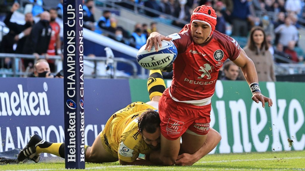 REPORT: The salary Kolbe will earn at Toulon