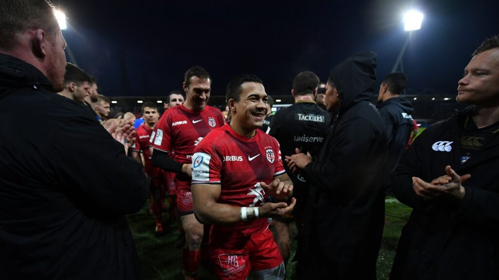 Toulouse squad 'surprised' by Kolbe's departure