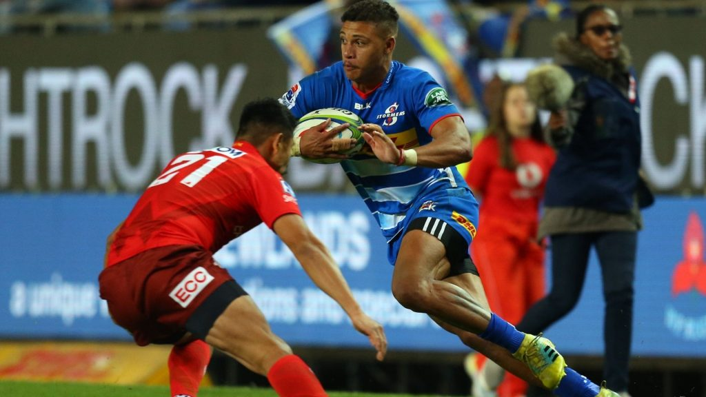 VIDEO: Stormers lose star wing to Lions