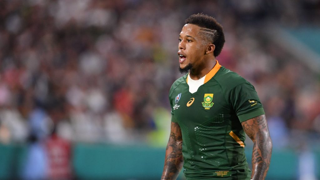 Jantjies: 'This is a special team'