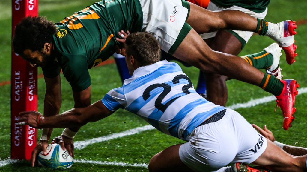 VIDEO: Illness almost cost Boks their captain