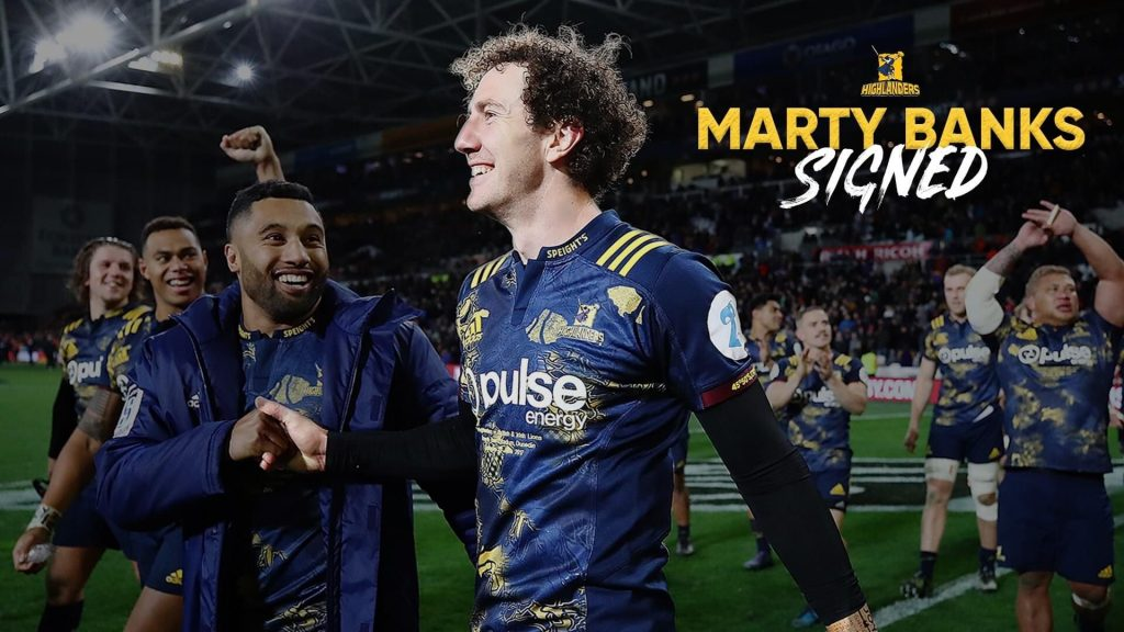 Highlanders banking on Marty to replace All Black