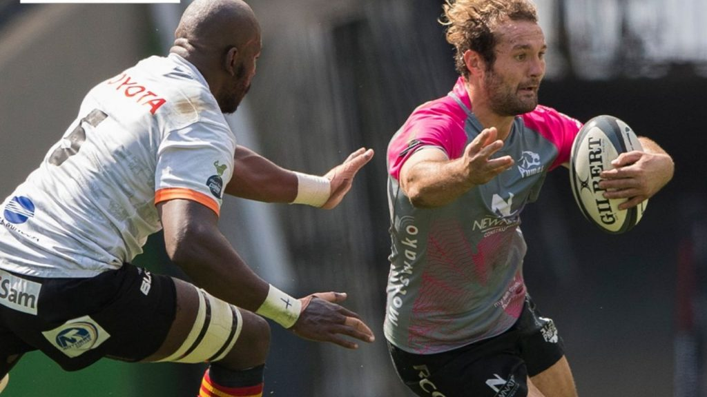 Cheetahs' play-off hopes crushed in Nelspruit loss