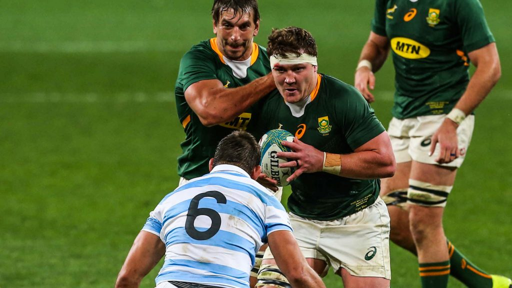 Boks start title defence with a bonus-point win