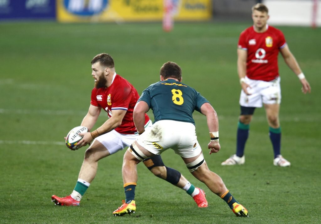 Highlights: South Africa v B&I Lions - Second Test