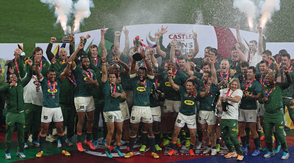 Next up for the Springboks: From famine to feast