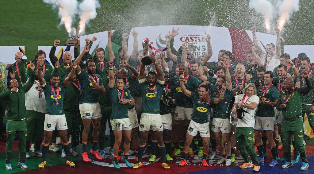 Team of the Lions Series: Springbok dominance
